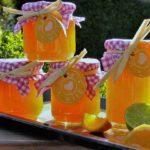 Рецепты варенья из апельсинов и лимонов