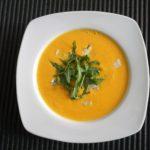 Готовим вкусный суп из тыквы